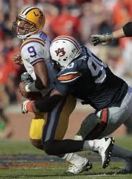 Defensive Tackle Nick Fairley 2011 NFL Draft Auburn