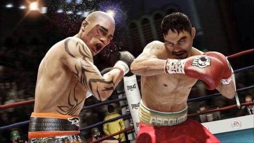 Sportopedia :: Fight Night Champion Screenshot
